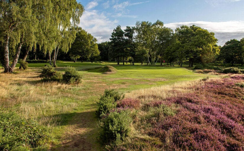 Berkhamsted reverses its nines as golfers return