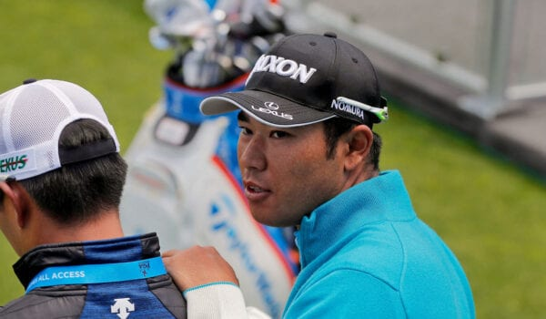 Matsuyama is the Master… Bryson in a bother