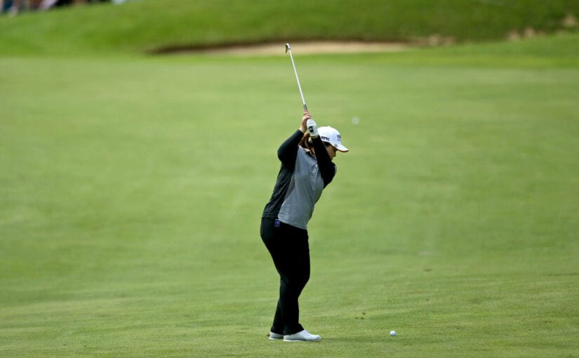 Womens World 2021 R2 -Inbee Park and Hee Young Park take 2-shot lead