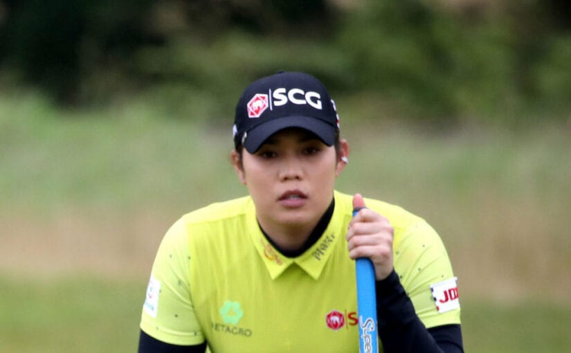 Honda LPGA Thailand 2021 R4 - Ariya Jutanugarn back in the winner's circle after 1,507 days