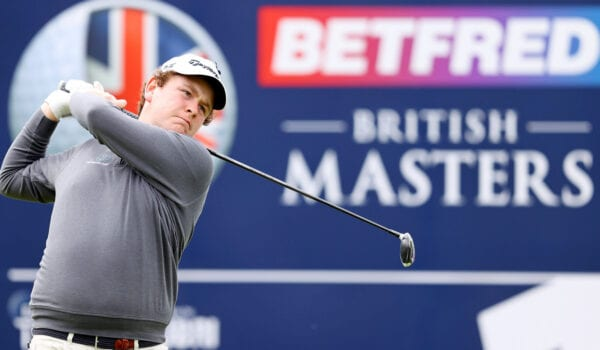 British Masters 2021 R2 - British trio tied for lead at The Belfry