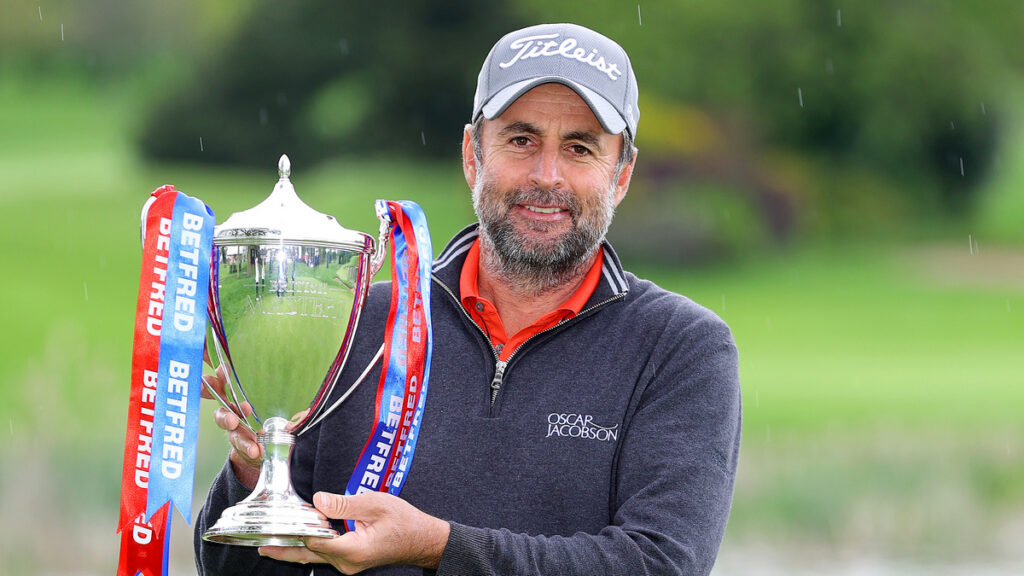 British Masters 2021 R4 - Richard Bland wins first title at 48