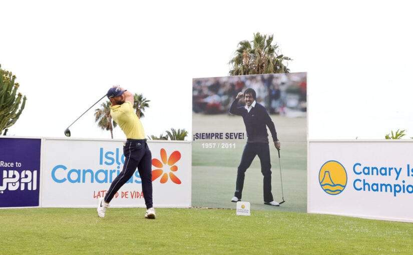 Canary Islands Championship 2021 R2 - Arnaus takes the lead on emotional day for Spanish golf