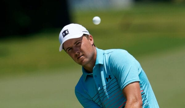 AT&T Byron Nelson 2021 R1 - Jordan Spieth tied for lead in Texas