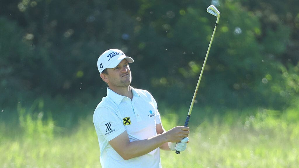 Made in Himmerland 2021 R3 - Wiesberger on course for wire to wire win