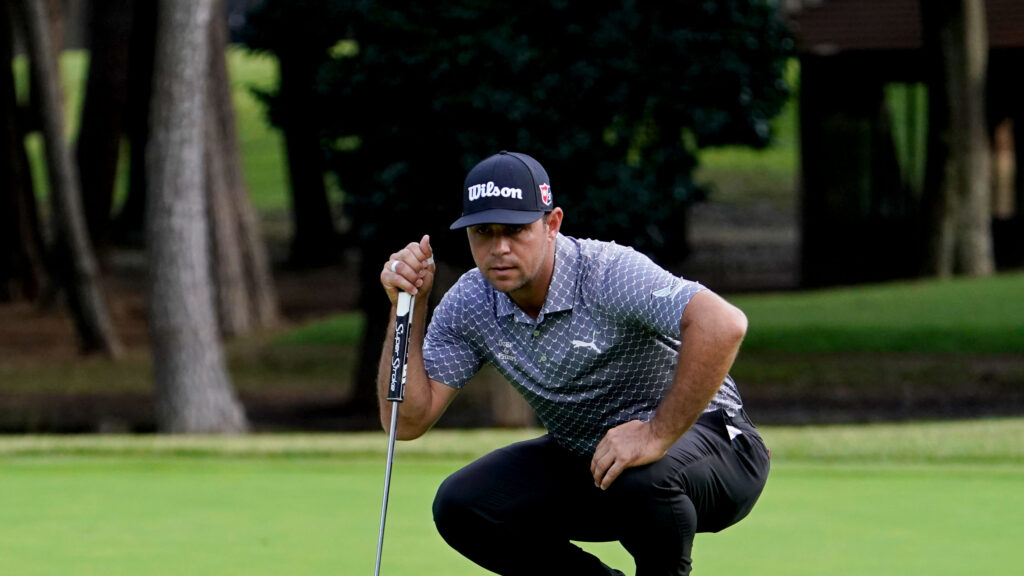 Wells Fargo Championship 2021 R2 - Woodland, Wallace and Rodgers take one shot lead into the weekend