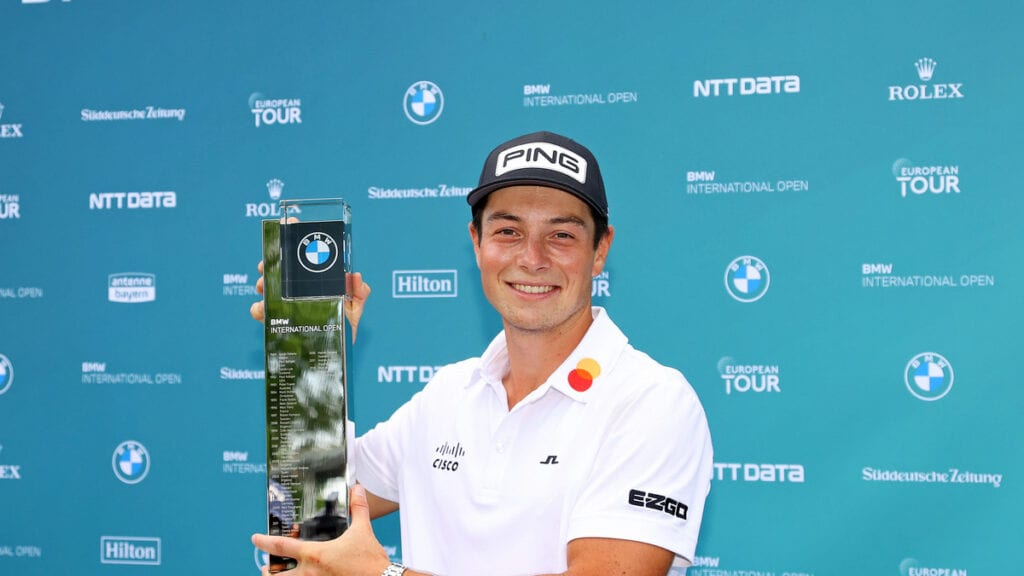 BMW International 2021 R4 - Viktor Hovland makes history with first European Tour win
