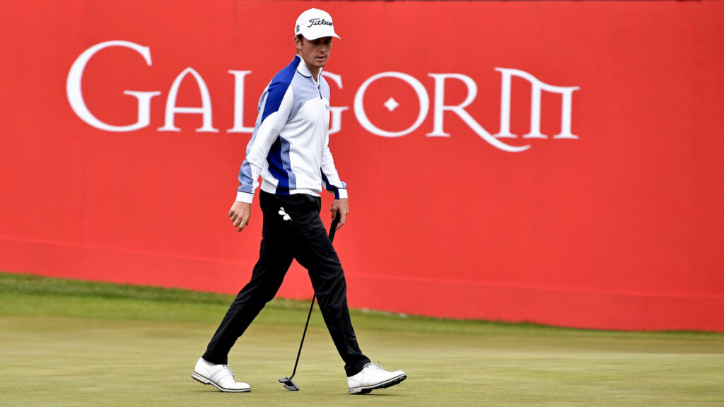 World Invitational 2021 R2 - Daniel Hillier takes lead in Ireland with 62
