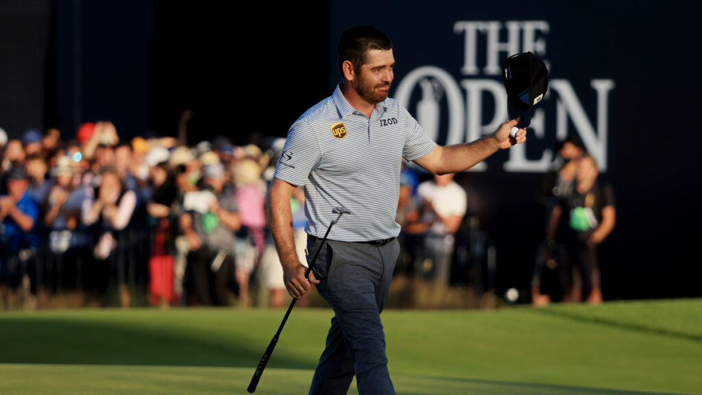 Open Championship 2021 R3 - Louis Oosthuizen takes one shot lead into the final day at Royal St George's