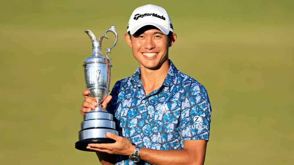 Open Championship 2021 R4 - Collin Morikawa crowned Champion Golfer of the Year