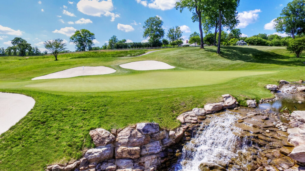Architecture - Caves Valley GC