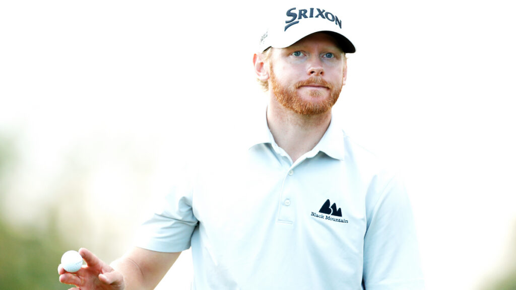 Czech Masters 2021 R2 - Soderberg takes one shot lead into the weekend
