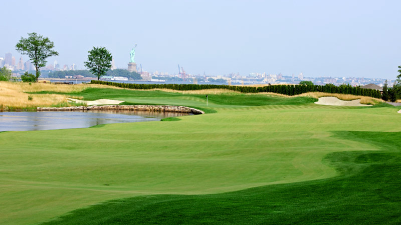 Liberty National and Skyway - Same Sport -- Same County -- Different Missions