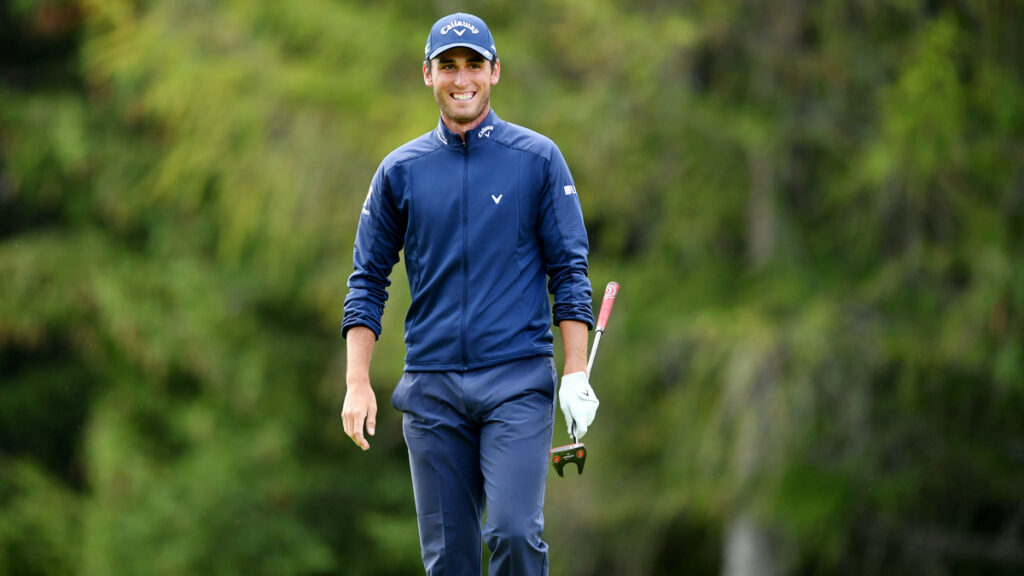 European Masters 2021 R3 - Paratore and Crocker move into lead in Switzerland
