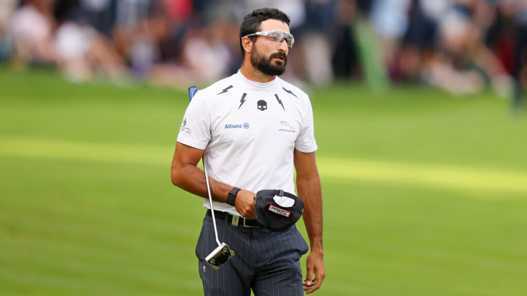 PGA Championship 2021 R3 - Francesco Laporta moves to the top of the leaderboard