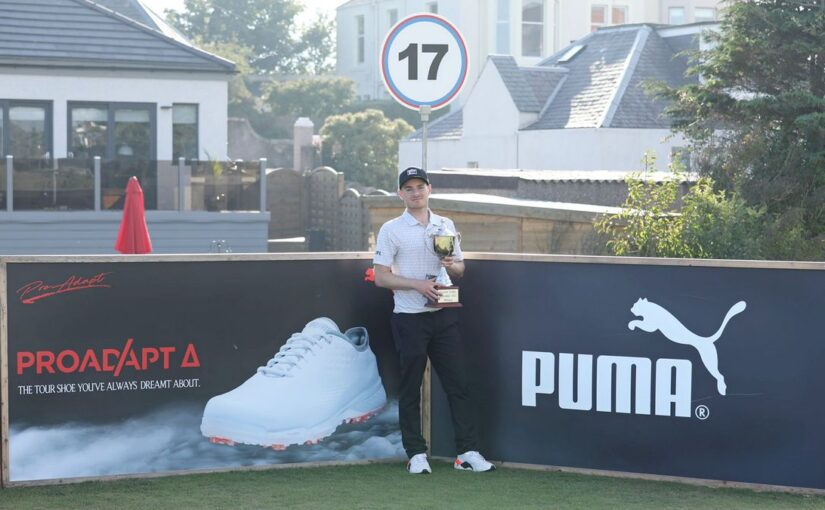 Motorcaddy Masters - Jack South shoots 59 to claim maiden win