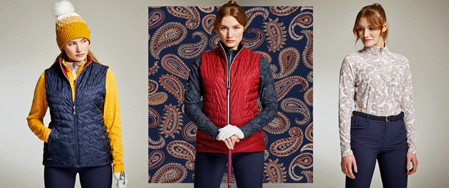 PING - AW21 Women's Performance Apparel Collection
