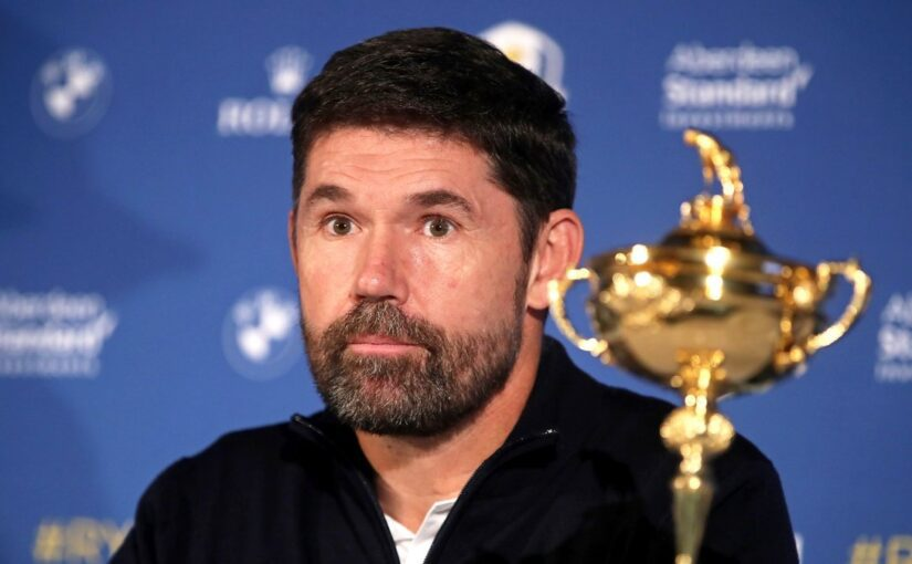 Ryder Cup - Wild Cards