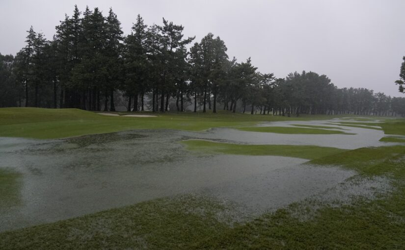 Portland Classic 2021 R3 - Saturday play cancelled due to weather