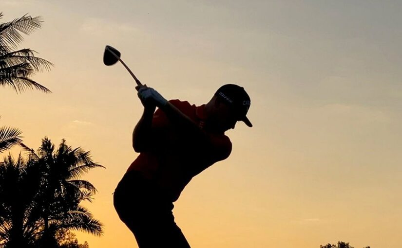 CJ Cup 2021 R1 - Robert Streb shoots 61 for the lead in Las Vegas