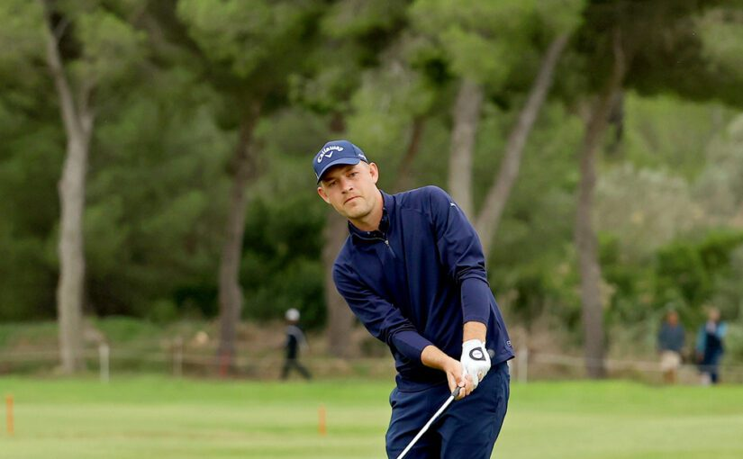 Mallorca Open 2021 R3 - Jeff Winther back in the lead heading into final round